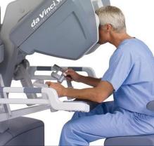 da Vinci Robotic Surgery