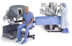 da Vinci Surgery - Minimally Invasive Robotic Surgery with the da Vinci Surgical System