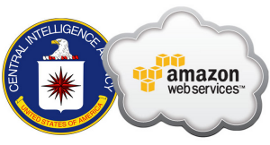 CIA Amazon cloud services