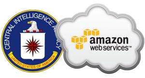 CIA Amazon cloud services