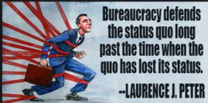 bureaucracy - Pic